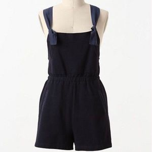 Anthropologie | Saturday Sunday Just Swell Romper